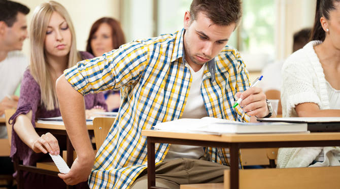 why some student cheat In this research paper i am going to describe why students cheat although it is impossible to precisely decide what causes students to cheat there are some.